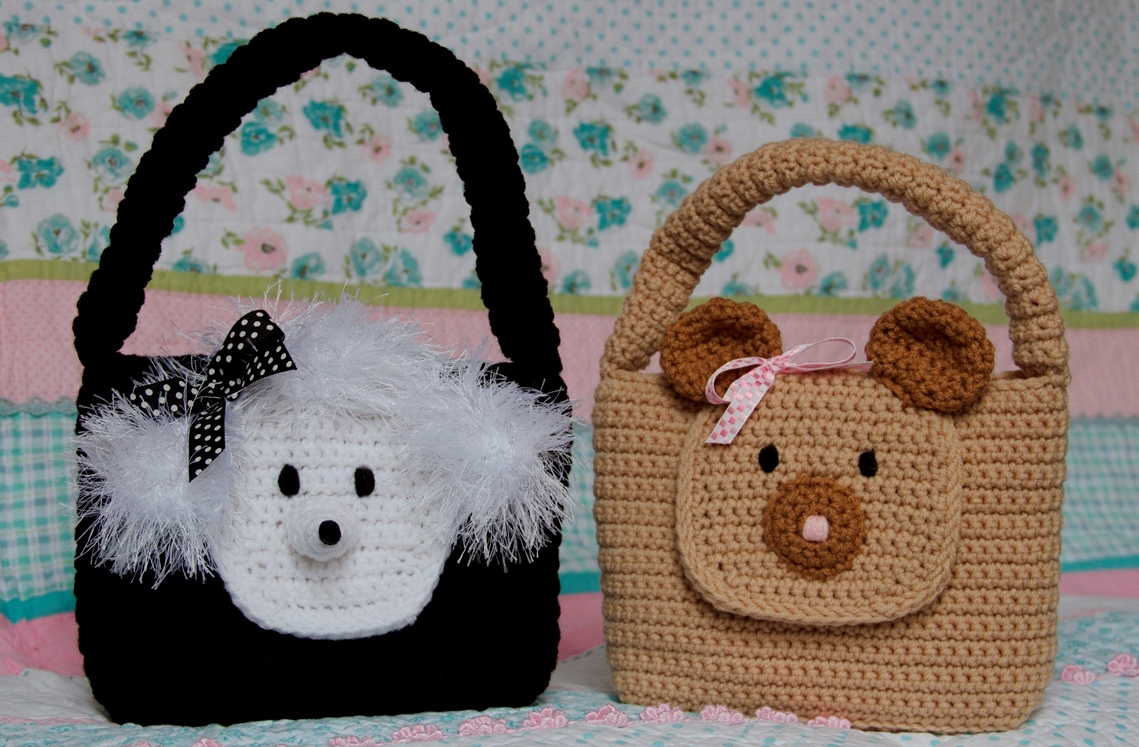 Crochet Animal Bag Free Pattern : 301 Moved Permanently
